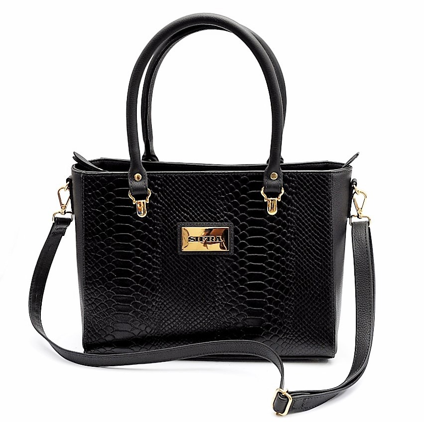 1047ac57f2 comprar bolsa feminina preta transversal couro legitimo. Carregando zoom.