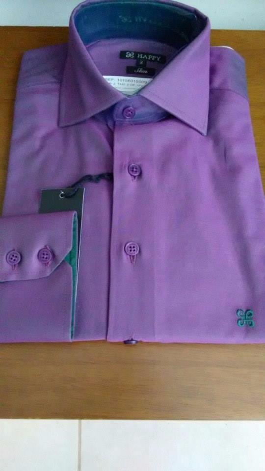 6c2fdc2e72 Comprar Camisa Social Masculina Happy - Original - R$ 185,90 em ...