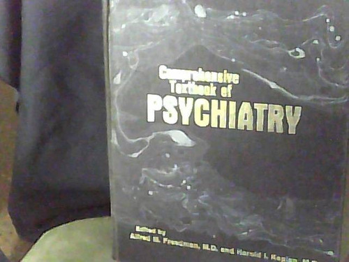 comprehensive textbook of psychiatry-freedman and kaplan