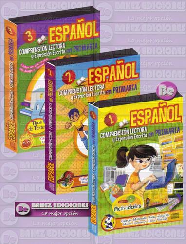 comprension lectora y expresion escrita (español) primaria