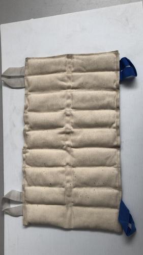 compresa humedo caliente compresero bentonita rodilla hombro