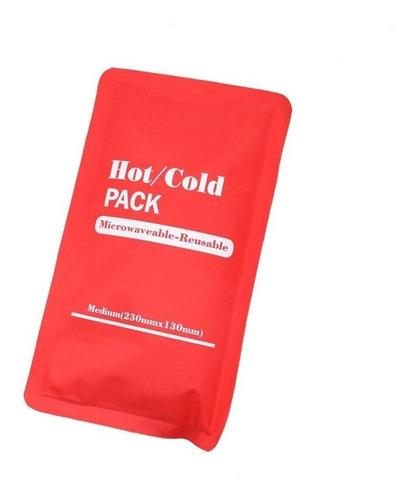 compresas de gel  calor y frío 13cm ancho x 23cm largo