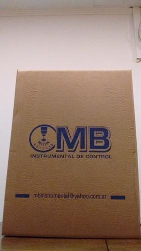 compresometro autos y motos profesional mb + soft taller