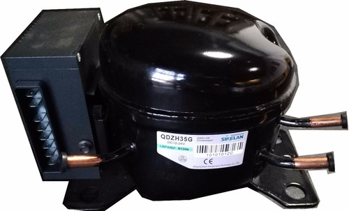 compresor 12v 24v refrigeración 1/10hp