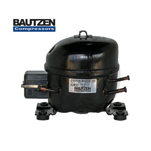 compresor 1/5 1/6 hp bautzen r-134a 110v refrigeracion