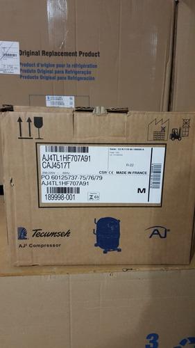compresor 1.5 hp tecumseh frances r22 220v caj4517t