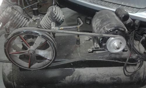 compresor 2 hp monofasico baja-baja.impcable y completo