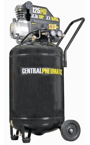 compresor 21 galones 2.5 hp lubricado