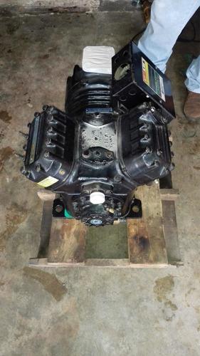 compresor 22 hp semi hermético