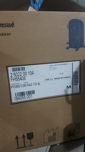 compresor 3 hp tecumseh frances r22 220v fh5540e