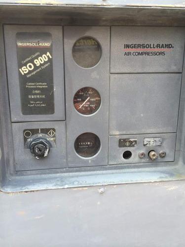compresor 375 ingersoll rand 375 pcm 2002