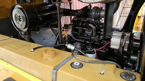 compresor 375pcm atlascopco motor jhon deere 4045t