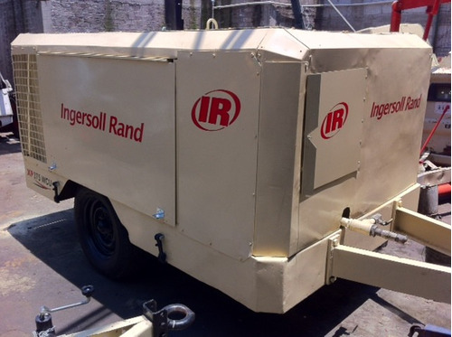 compresor 375pcm ingersollrand 99 motor cummins 6 cil. turbo