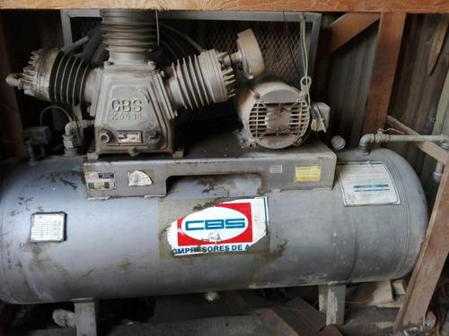 compresor 500 litros 10 hp trifasico