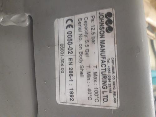 compresor 5.5gal, 200v