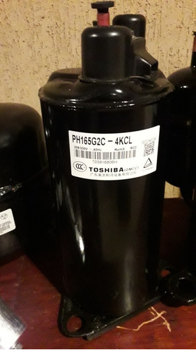 compresor 5toneladas piston tecumseh original americano(450)