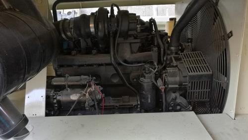 compresor 600pcm ingersollrand motor cummins listo p/trabaj