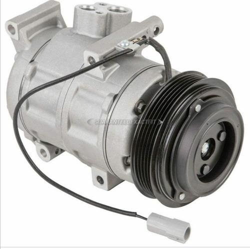 compresor a/c  para hyundai / kia / chevrolet /spark y mas.
