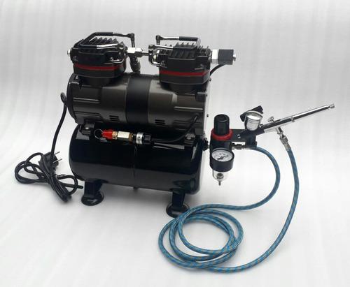 compresor + aerógrafo / aerógrafos kosovo