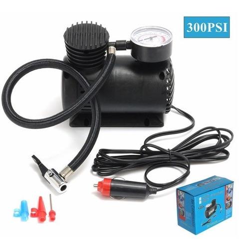 compresor air 300 psi inflador portatil 12 v carro balon tv