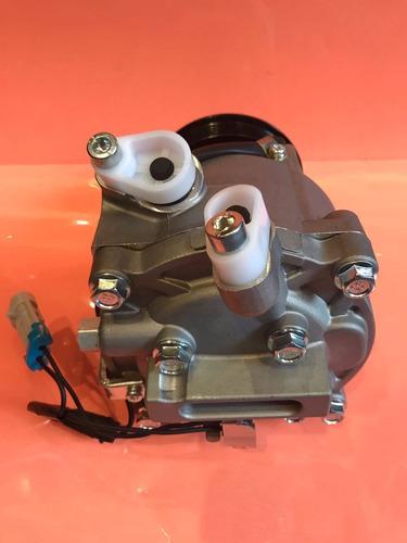 compresor aire acond para chevrolet spin prisma onix tracker