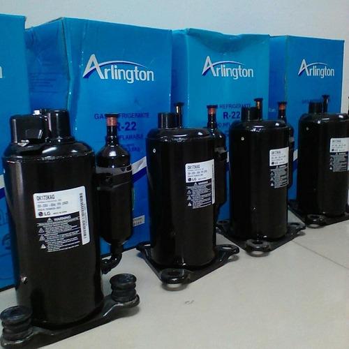 compresor aire acondicionado 36000btu nuevo