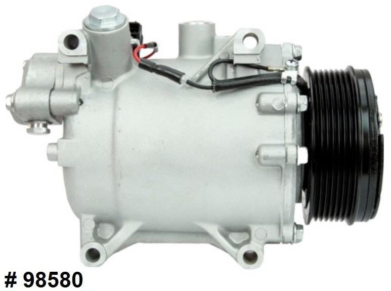 Compresor de aire acondicionado honda crv cr v 2007 for Compresor de aire acondicionado