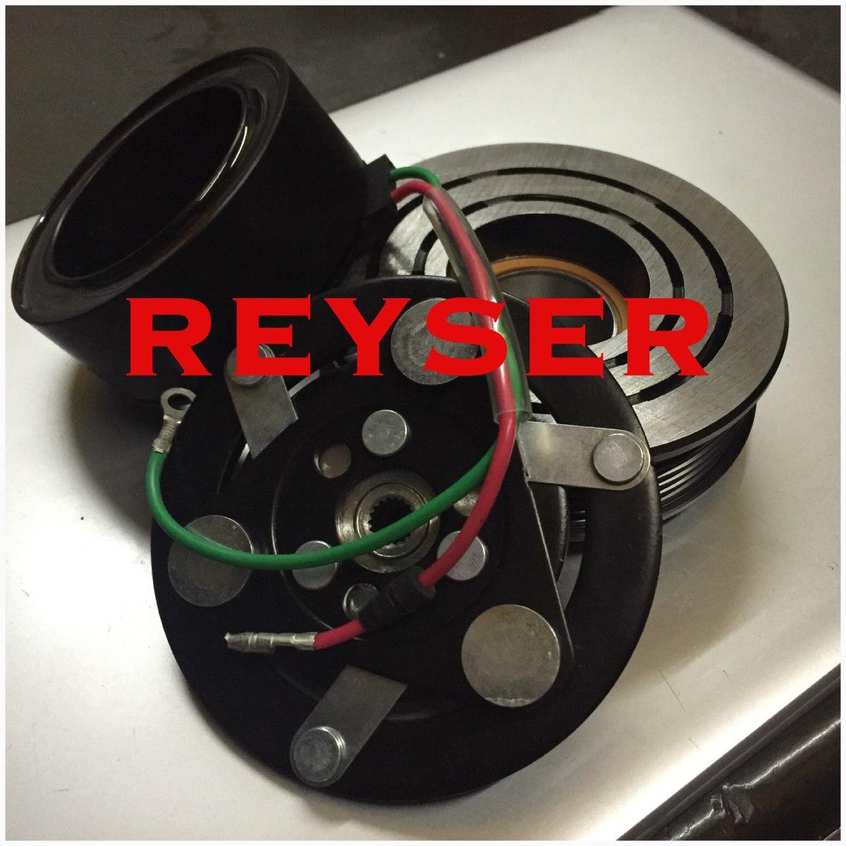 Clutch de compresor de aire acondicionado 2 en - Compresor de aire precio ...