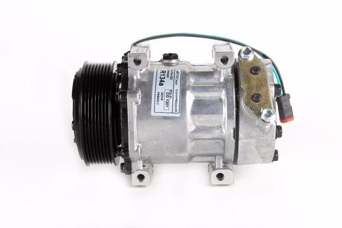 compresor aire acondicionado alternativo scania 24v. sd7h15