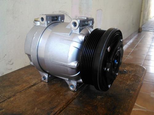compresor aire acondicionado aveo 2004 - 2008