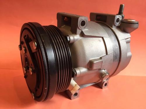 compresor aire acondicionado chevrolet aveo v5 6pk