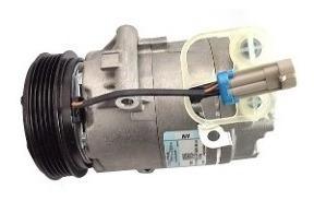 compresor aire acondicionado chevrolet celta