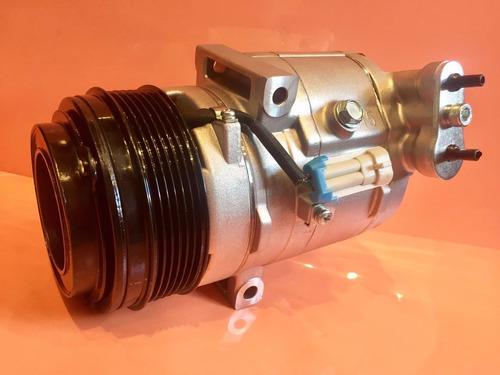 compresor aire acondicionado chevrolet cobalt