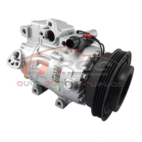 compresor aire acondicionado hyundai accent 2006-2009 1.6l