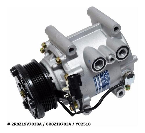 compresor aire acondicionado lincoln ls 3.9l v8 2000 - 2006