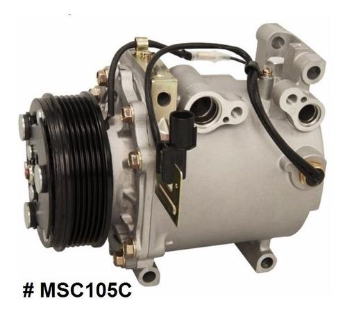 compresor aire acondicionado mitsubishi outlander 2004 2006