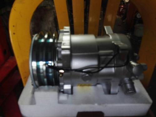 compresor aire acondicionado sanden 508 original
