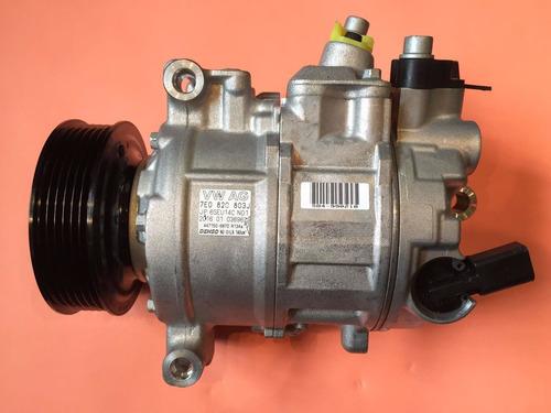 compresor aire acondicionado vw amarok original denso