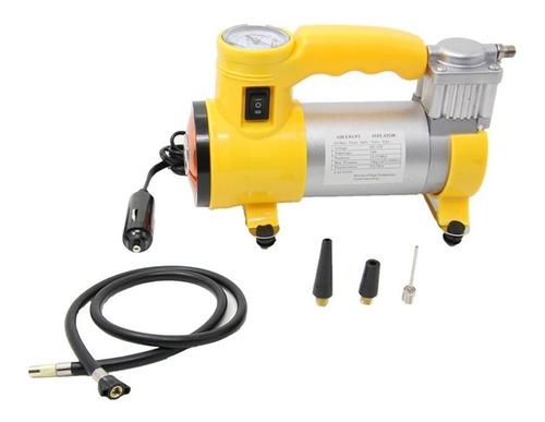 compresor aire + linterna inflador llanta auto camioneta 12v