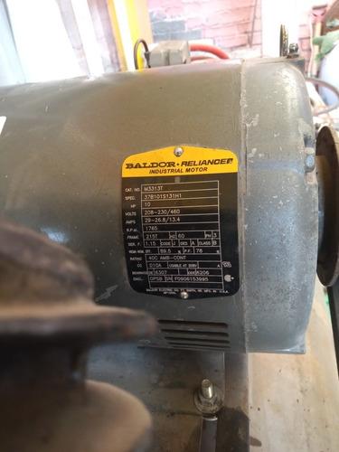 compresor aire trifásico
