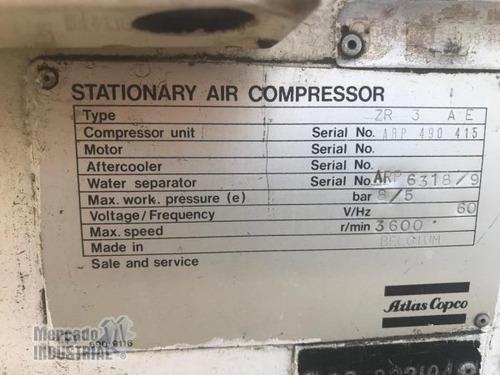 compresor atlas copco 3600 r/min