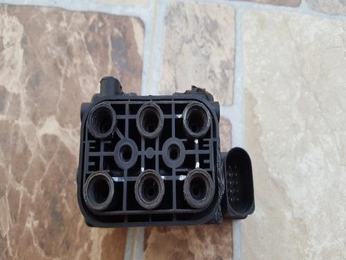 compresor, bloque de válvulas suspensión jeep grand cherokee