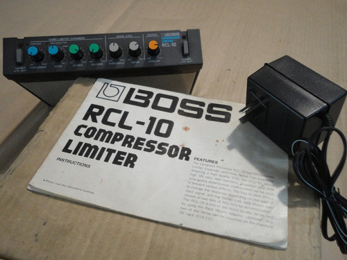 compresor boss rcl-10  $4800