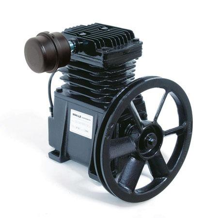 compresor bravo csl-10/100lts 2hp monofasico
