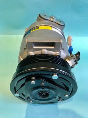 compresor chevrolet s10 motor mwm 2.8 delphi v5 6pk generico