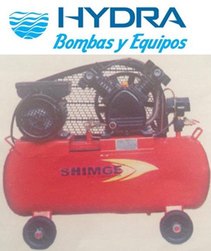 compresor con cabezal acoplado 3  hp
