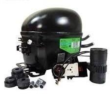 compresor  danfoss 1/4 3tubos gas 134a
