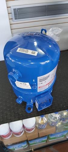 compresor danfoss 2hp 220v ph1. para gas 134a, 404a, 410a