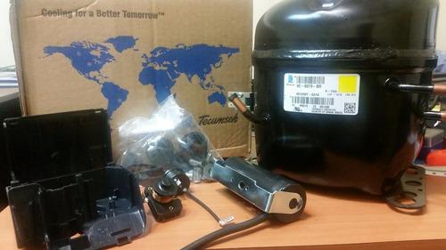 compresor de 1/2 hp tecumseh ae4450y r134a 110v nuevo