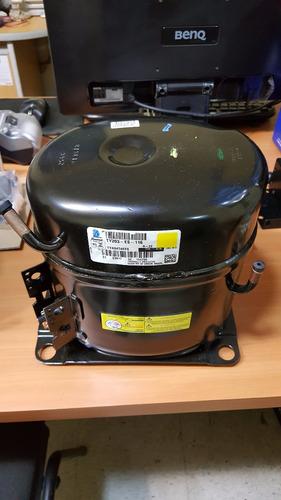 compresor de 1.5 hp tecumseh r22 220v tya9474e conservación